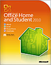 MS Office Home and Student 2010 Software