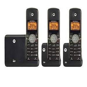 Motorola  Expandable Cordless Phone System
