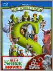 Movie DVD ShrekTheWhole Story Widescreen Bluray
