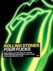 Music DVD Rolling Stones Four Flicks 4Discs