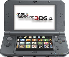Latest Nindendo 3DS VideoGames Console