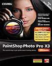 PaintShop Photo Pro_X3 Ultimate Software