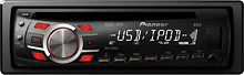 Pioneer In-Dash Head Unit Car Stereo CD Receiver