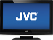 Latest model JVC HDTV