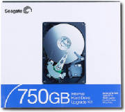 Seagate 750GB  Internal Hard Drive