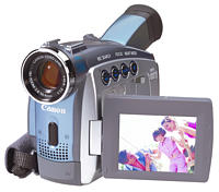 Latest Model Canon Digital Camcorder