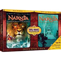 The Chronicles Of Narnia DVD movie