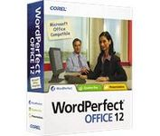 Corel WordPerfect Office12 software