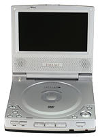 Insignia 9inch Portable DVD Player