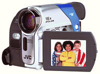 Latest Model JVC Digital Camcorder
