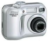 Nikon Point and Shoot digital camera