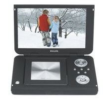 Phillips 10inch Portable DVD Player