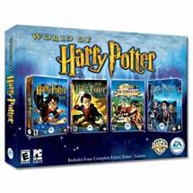World of Harry Potter PCgames Collection