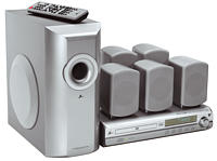 Zenith Home Theater System